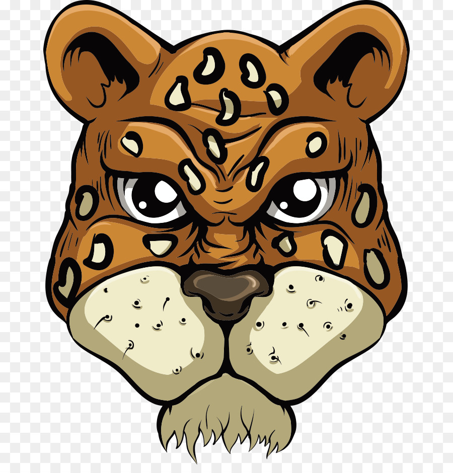 900x940 Leopard Cartoon Drawing Clip Art