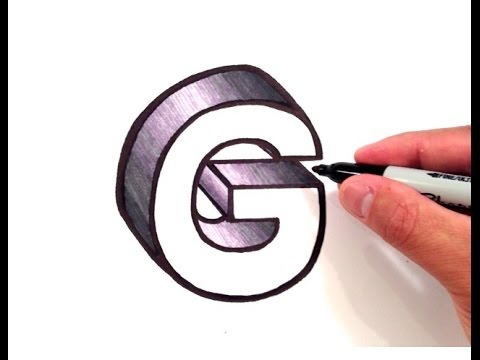 Letter G Drawing At Getdrawingscom Free For Personal Use Letter G