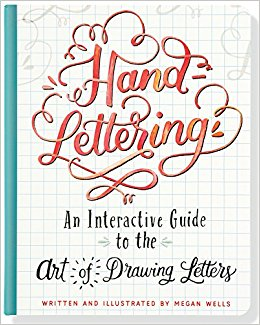 260x325 Hand Lettering (An Interactive Guide To The Art Of Drawing Letters