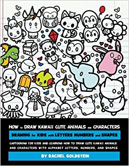 260x336 How To Draw Kawaii Cute Animals And Characters Drawing For Kids