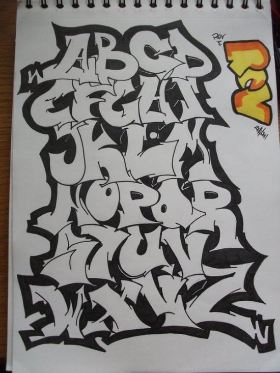 550x733 Graffitti, Street Art, Names, Letters, Alphabet, Paint, Spray Cans