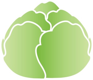 300x257 Free Lettuce Clipart Image 0071 0901 2402 4911 Acclaim Clipart
