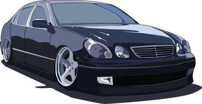 665x344 Lexus Gs Picture (Drawing)