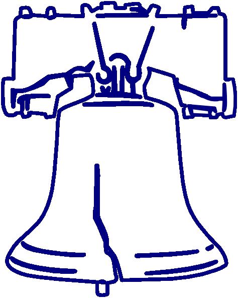 474x592 Lakeside Liberty Bell Clip Art