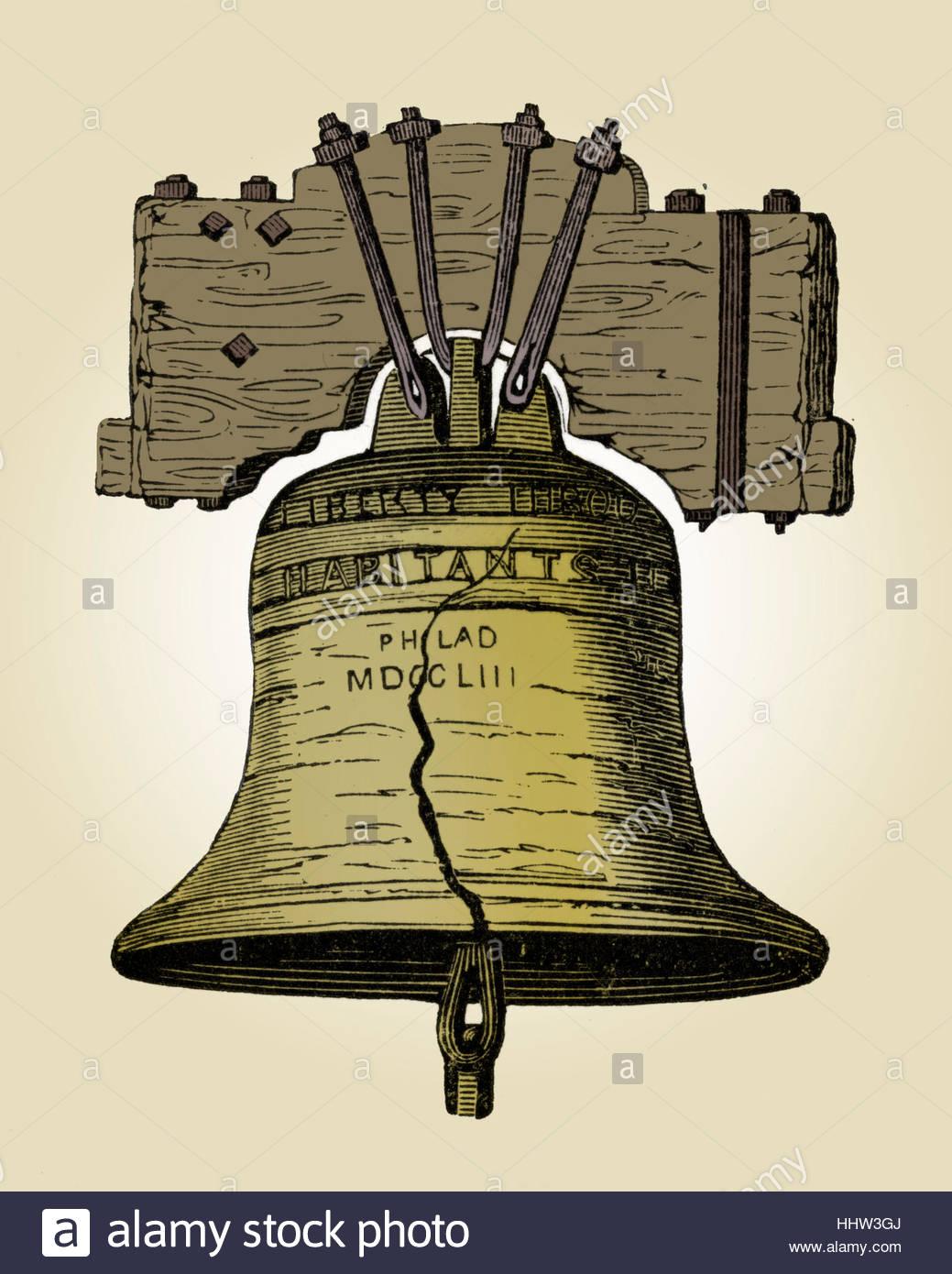 1039x1390 Liberty Bell, Philadelphia, Pennsylvania. One Of The Most