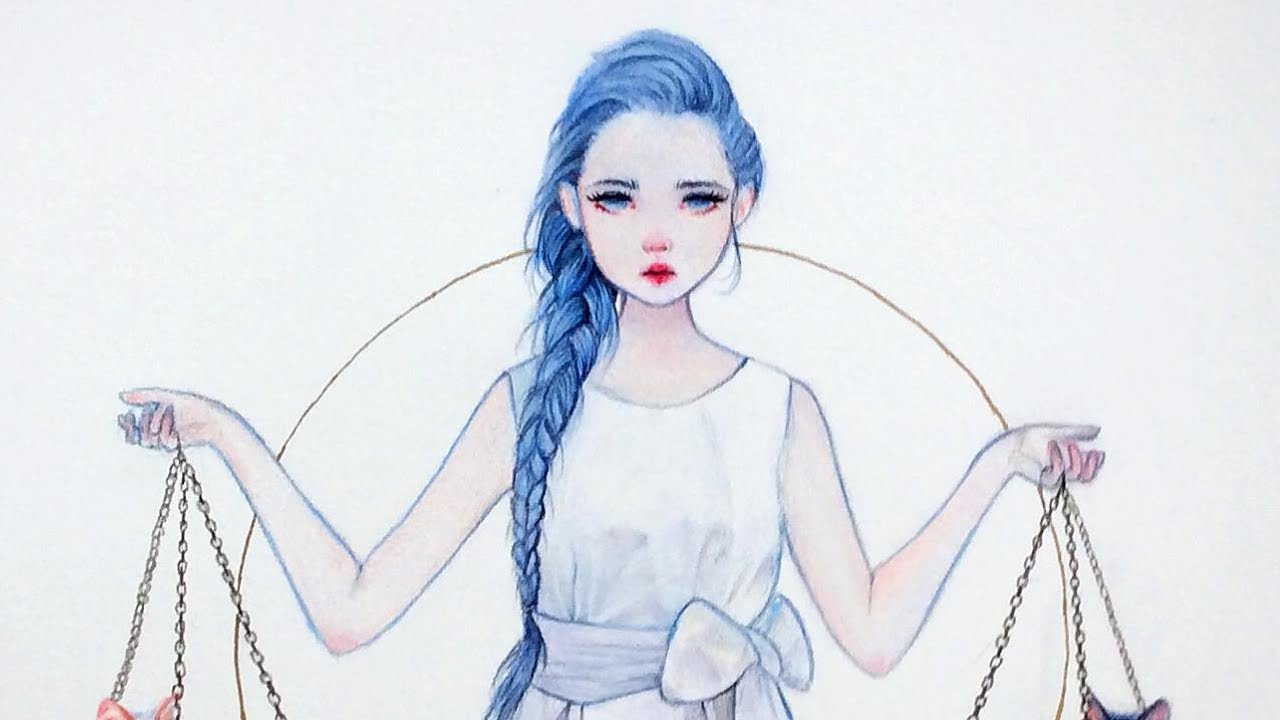 Libra Drawing at GetDrawings com | Free for personal use