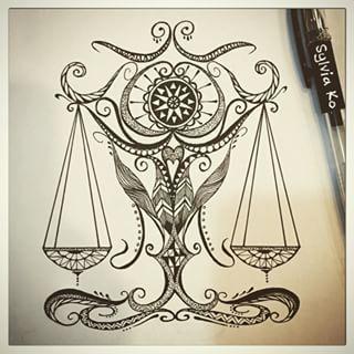 320x320 Libra Drawings Tumblr