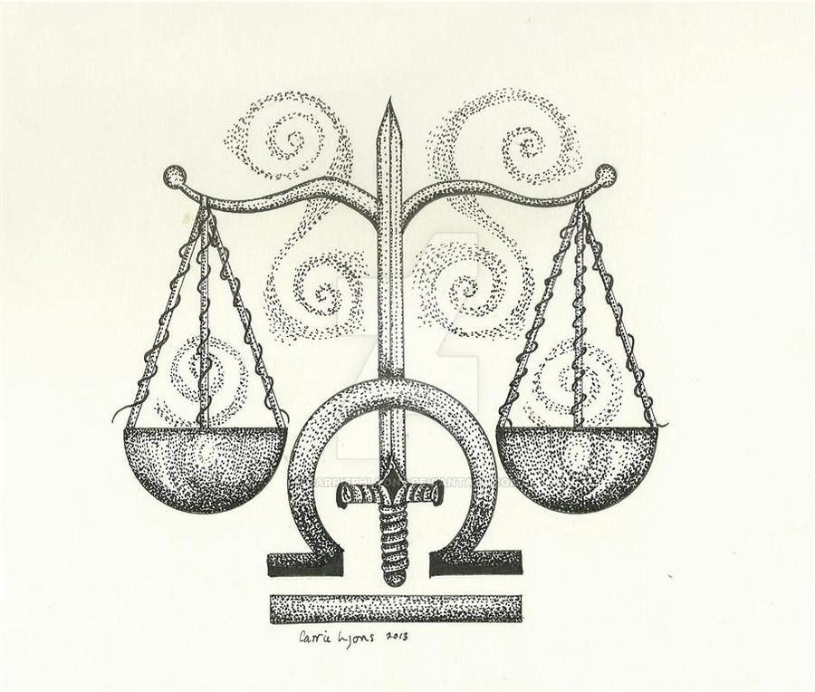 900x764 Libra Scales Tattoo Tattoo Pictures Of Scales Tatts