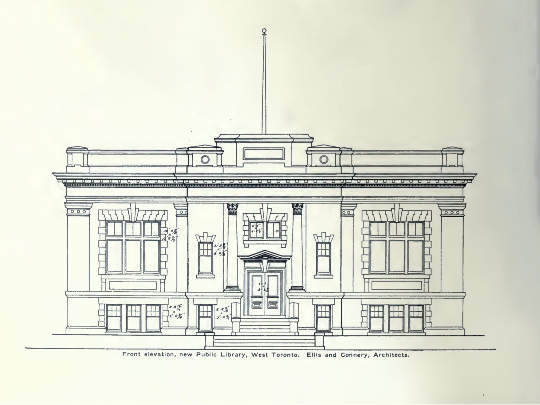 2224x1668 Building Details Of Annette Public Library Branch