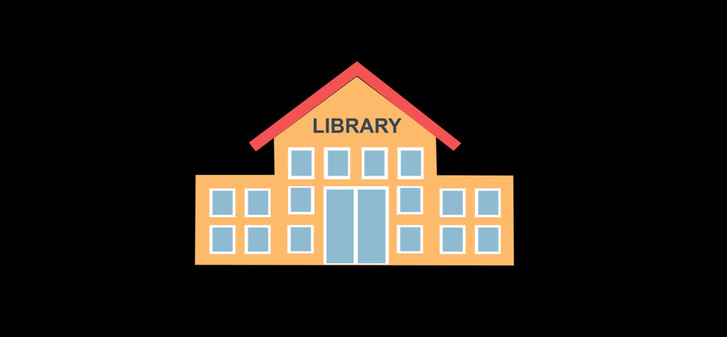 Library Building Drawing at GetDrawings com | Free for