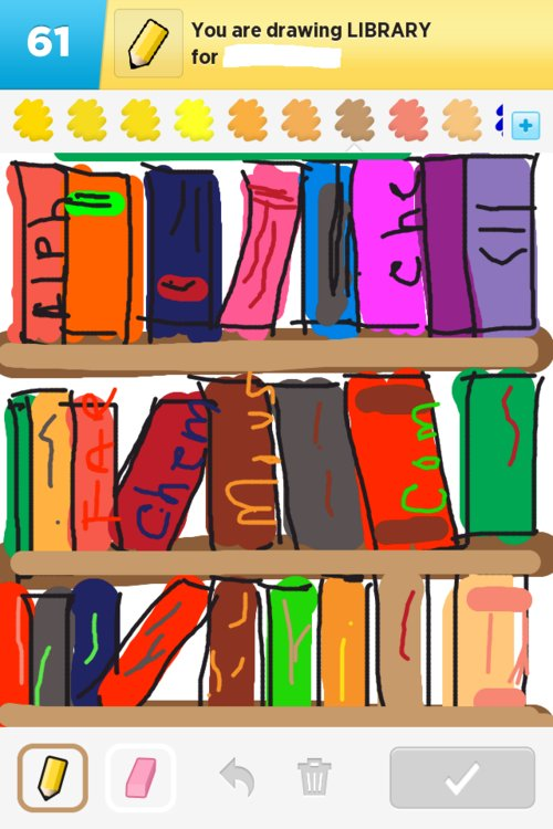 500x750 Library Drawings