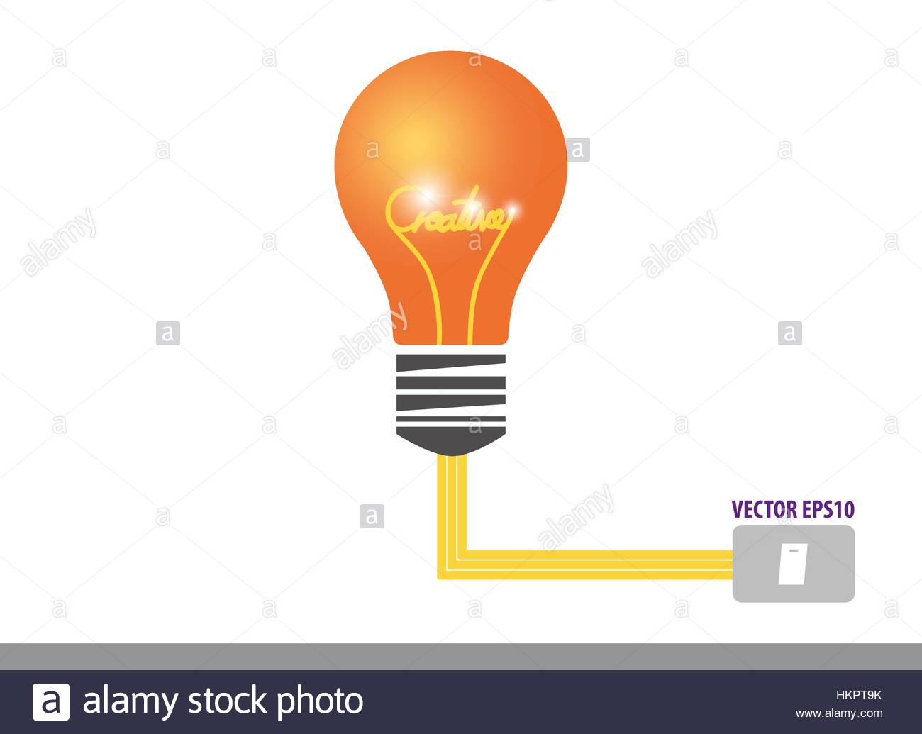 1300x1035 Creative Design Template, Light Bulb With Drawing Word Creative