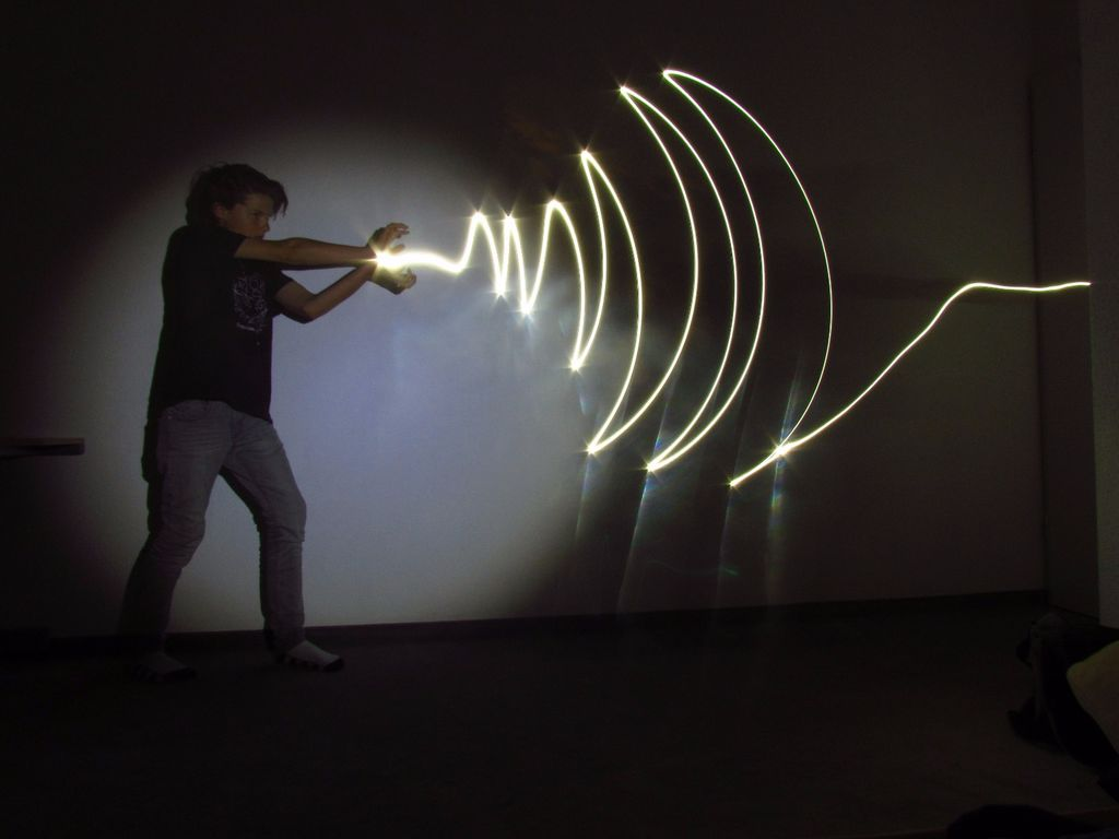 1024x768 Drawing With Light 7 Steps (With Pictures)
