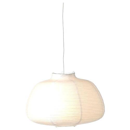 500x500 Luxury Paper Lantern Ceiling Light Fixture For Oh Lighting