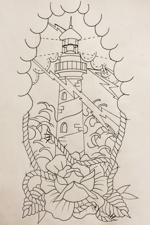 lighthouse tattoo drawing at getdrawings com free for school clipart images school cliparts for honor roll assembly