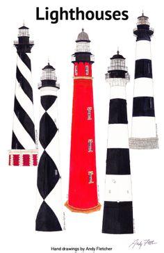236x364 Lighthouse Art Drawing Lighthouse, Lighthouse