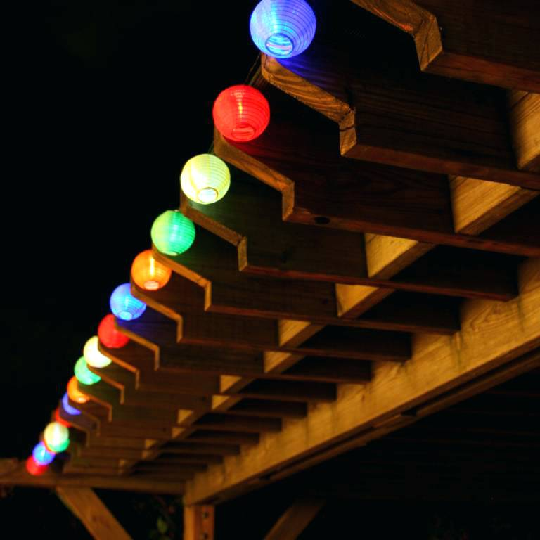 768x768 Led Lights Strings Outdoor Lantern String Photo 1 Lighting Bolt