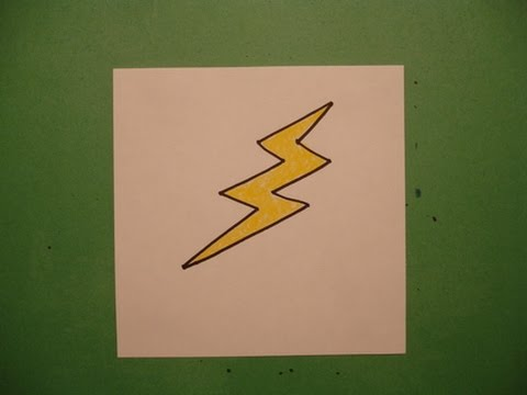480x360 Let's Draw A Lightning Bolt
