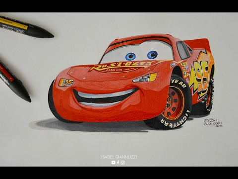 lighting mcqueen drawing at getdrawings | free for