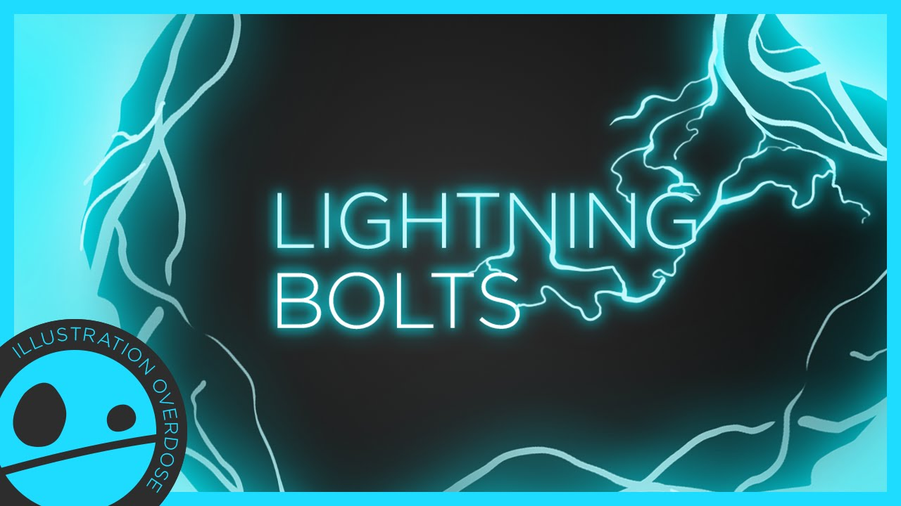 1280x720 How To Draw A Lightning Bolt