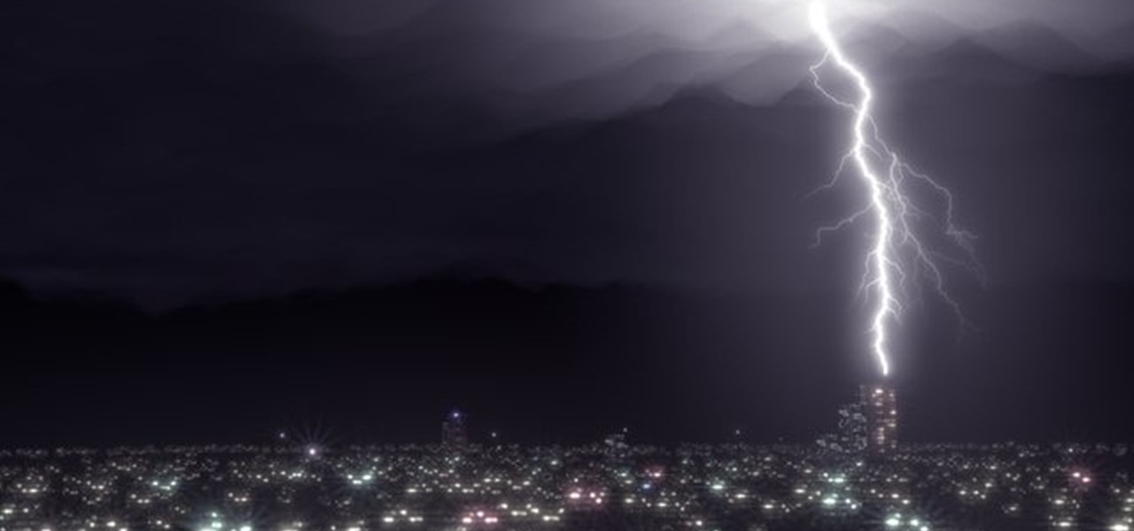 1280x600 How To Create A Realistic Lightning Storm Effect In Blender