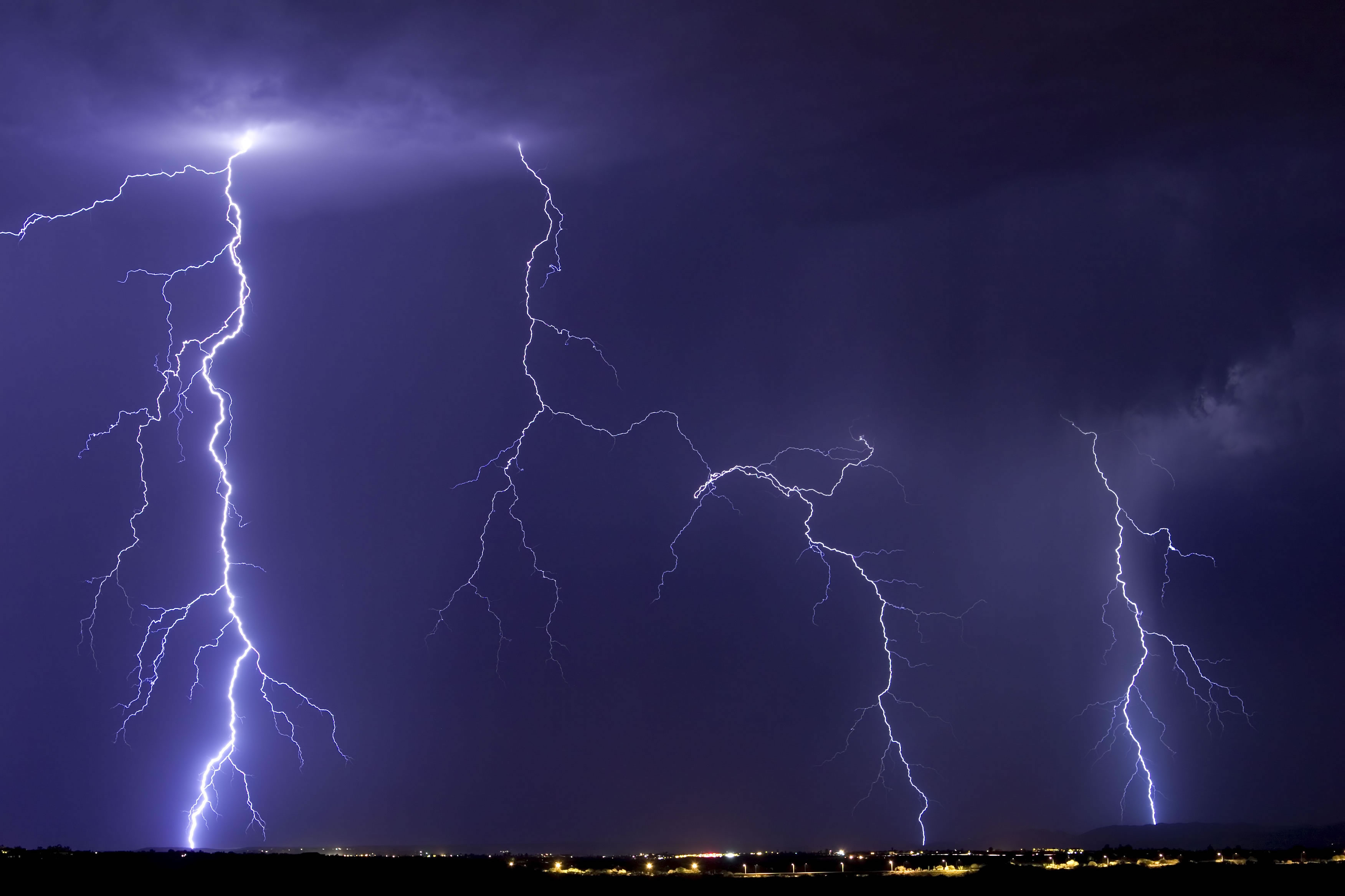 3504x2336 Lightning Storm Photoshop Contest (11496), Pictures Page 1