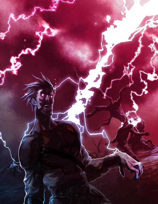 541x700 Lightning Storm By Njoo