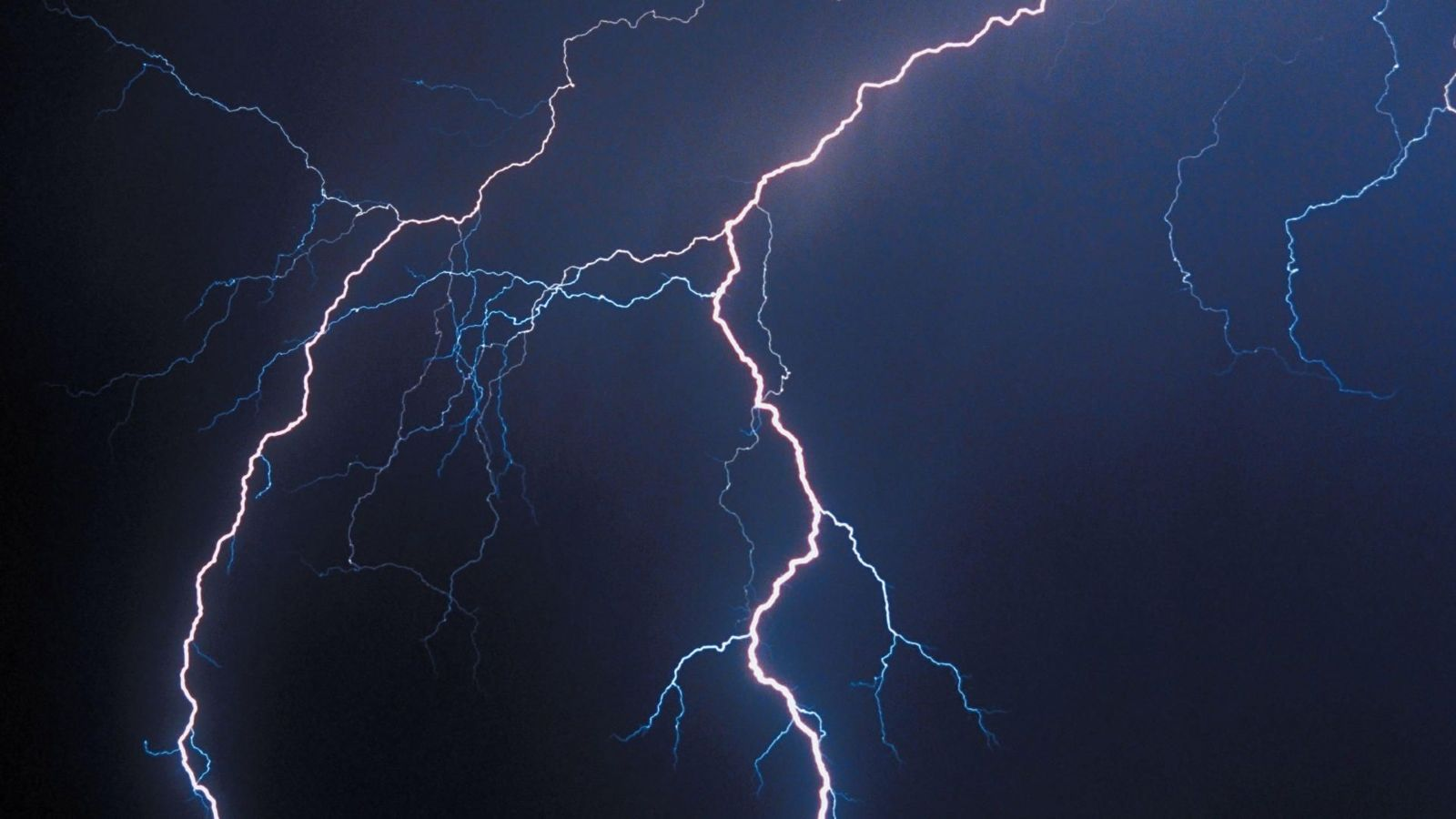 1600x900 Nature Lightning Storm Over Fort Collins, Colorado, Picture Nr. 40869
