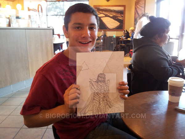 600x450 Drawing With Lil Rob 2 By Bigrob1031
