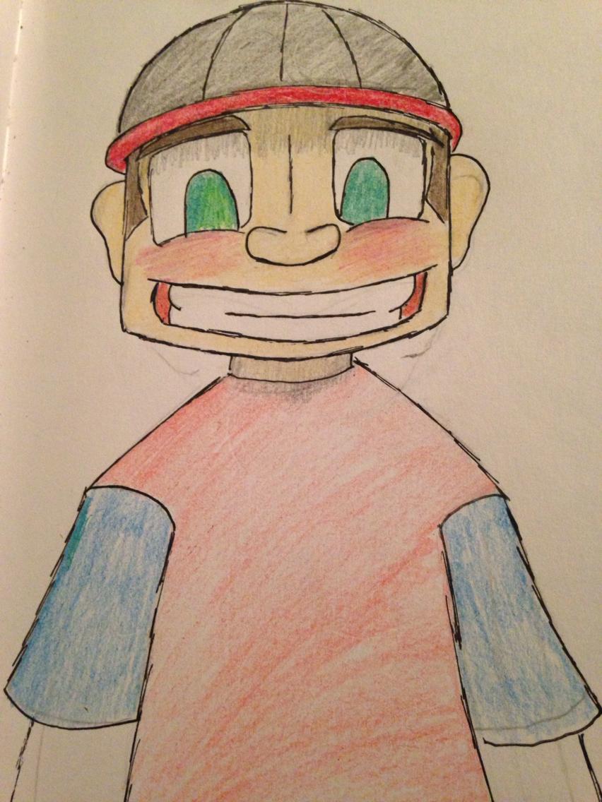 852x1136 Lil Rob (Wild Grinders) My Art