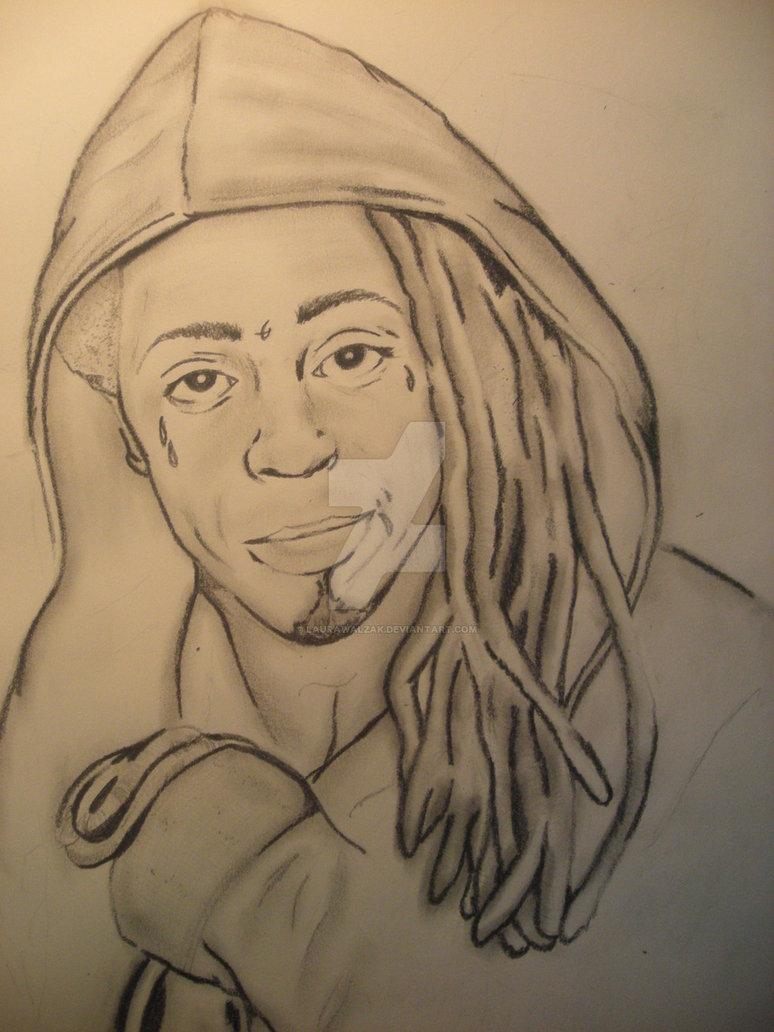 774x1032 Lil Wayne 1 By Laurawalzak