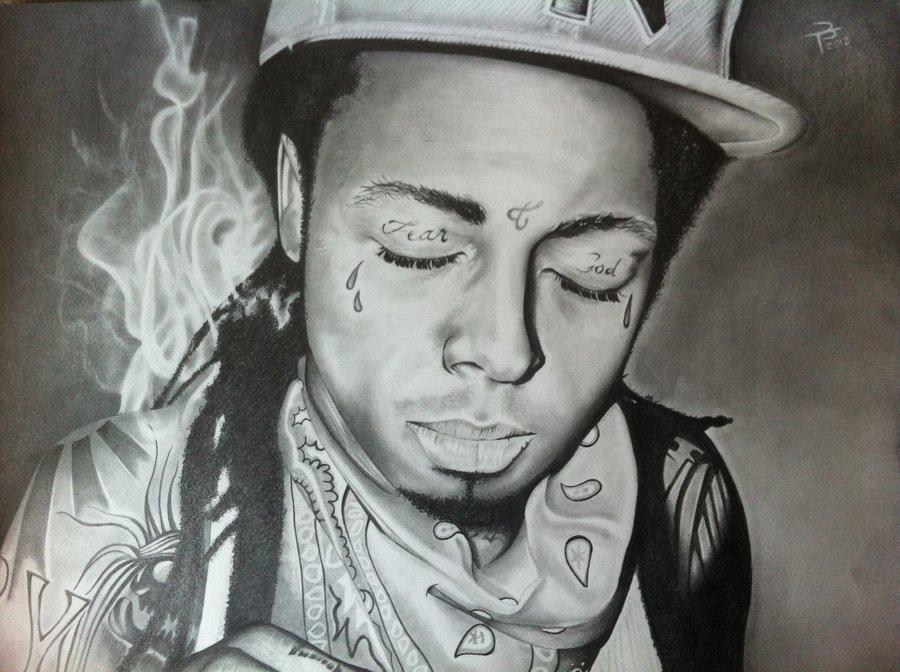 900x672 Lil Wayne By Tybo231