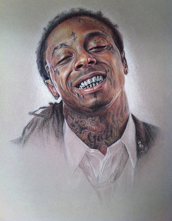 600x768 Lil Wayne On Behance