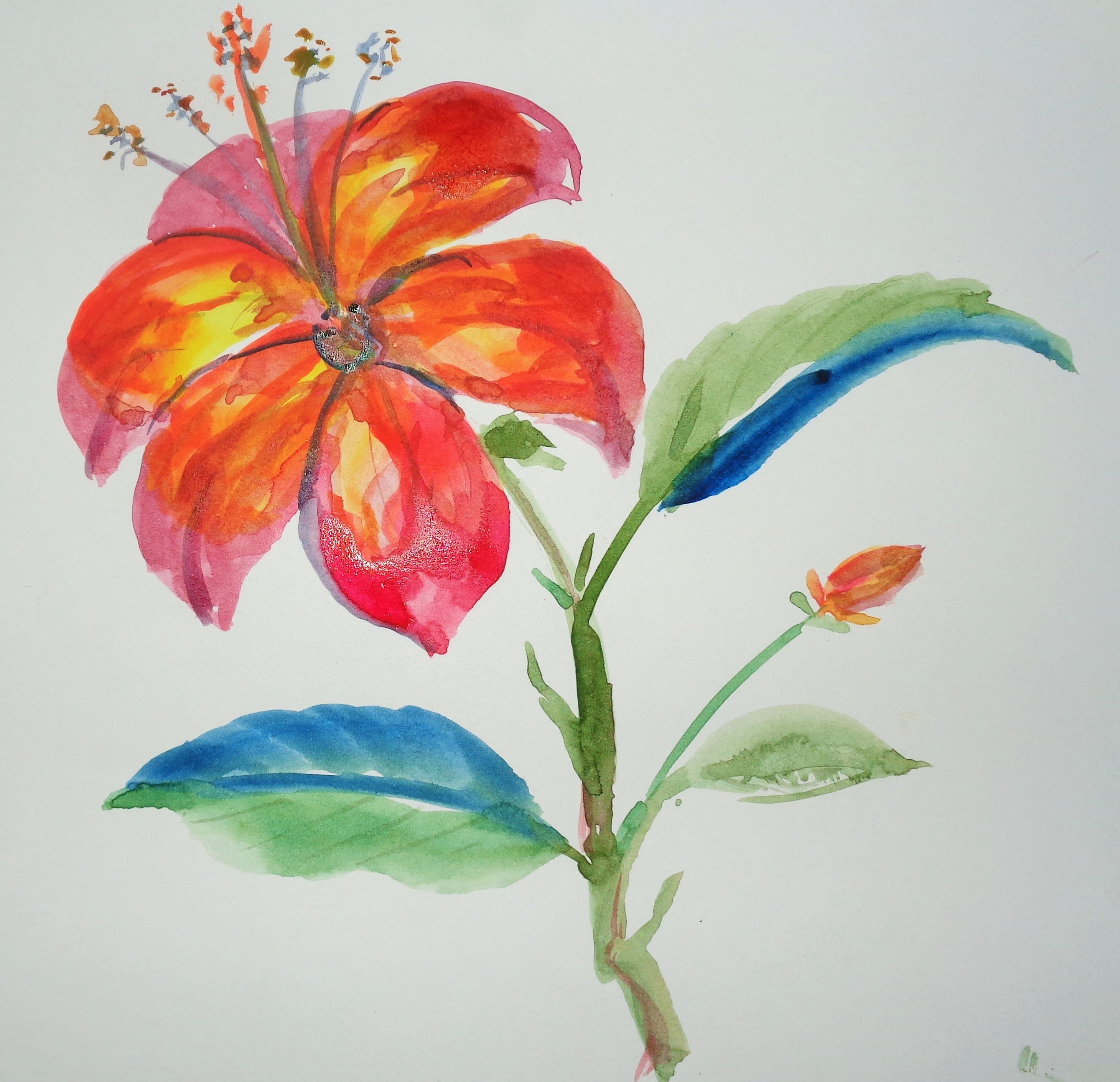 Lilies flower drawing at getdrawings free for personal use 2920x2820 how to draw flowers izmirmasajfo
