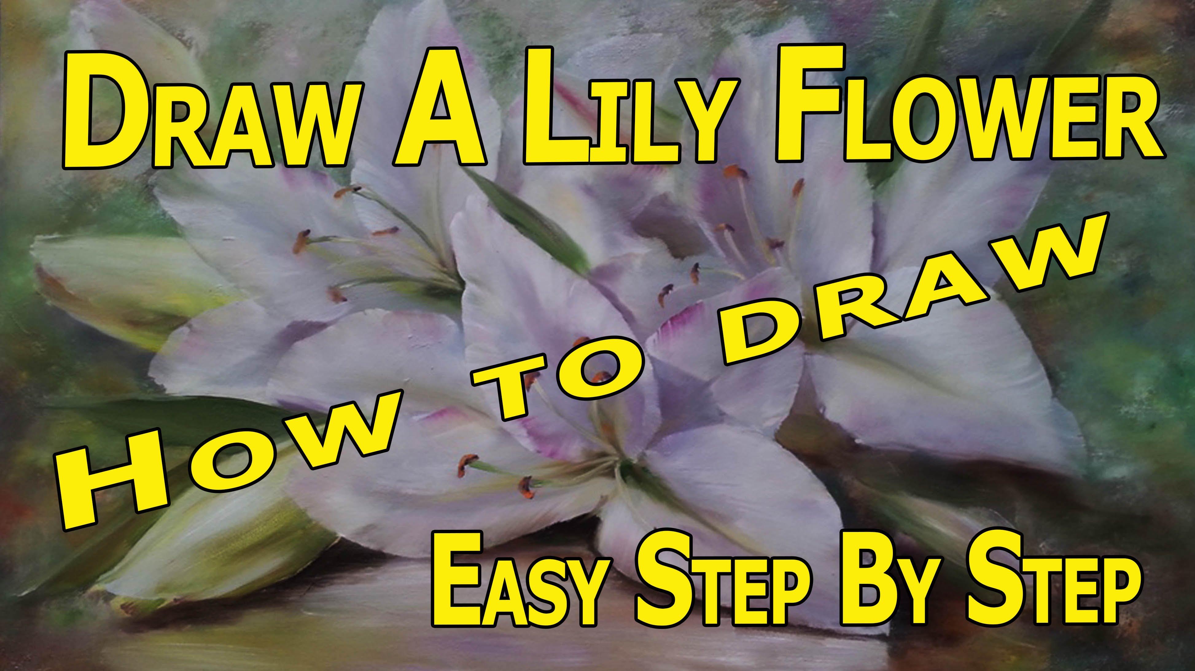 3892x2186 How To Draw Flowers