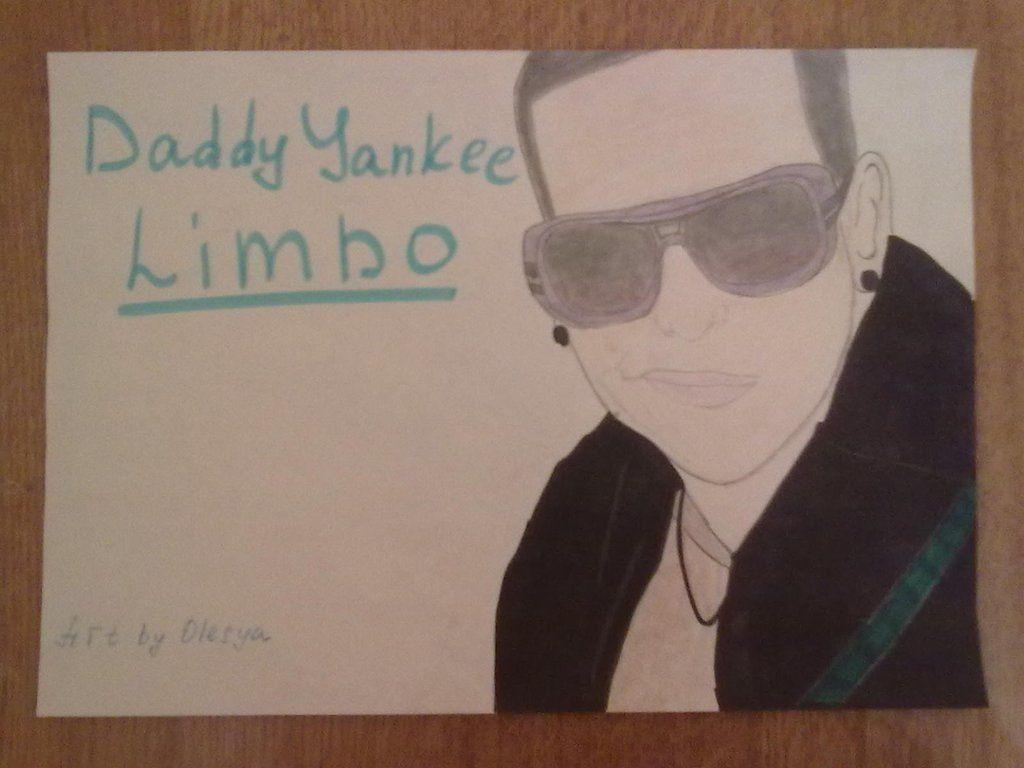 1024x768 Ol3sya @daddy Yankee My Drawing
