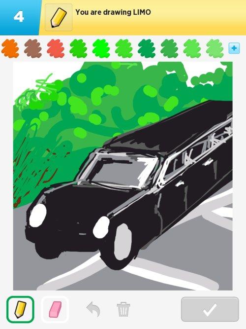 500x667 Limo Drawings