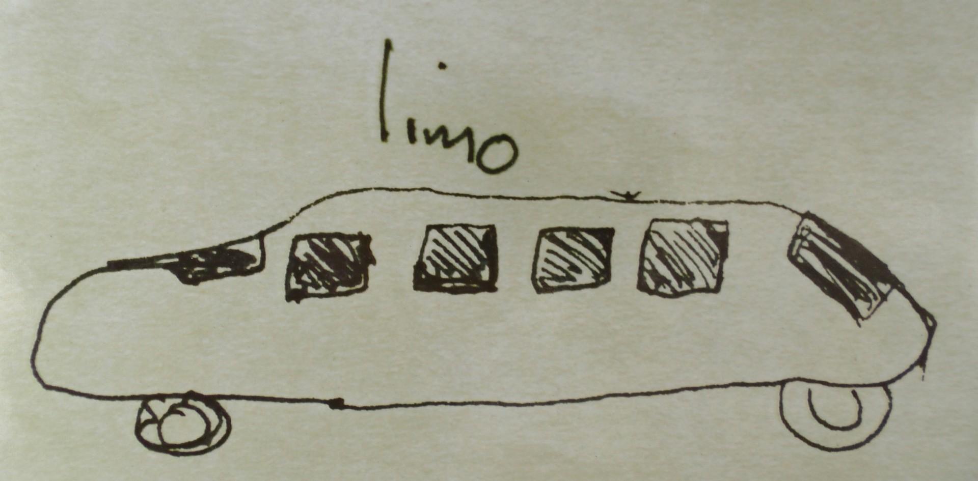 1920x945 Limousine Drawing Free Stock Photo