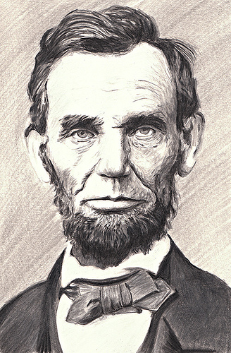 328x500 Abraham Lincoln Portrait Abraham Lincoln, Portraits And Drawings