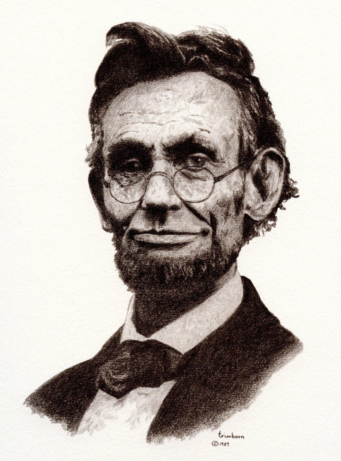 1184x1600 How To Draw Abraham Lincoln Face Lobojo's Den The Non Bilateral