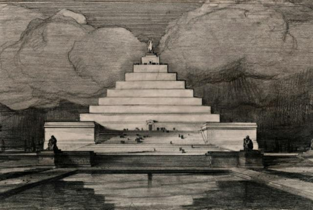 640x430 5 Rejected Designs For The Lincoln Memorial Mental Floss