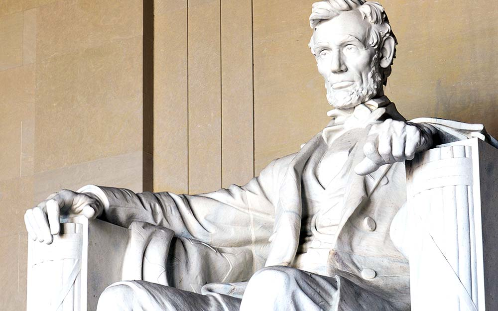 1000x625 There's A Typo On The Lincoln Memorial Reader's Digest