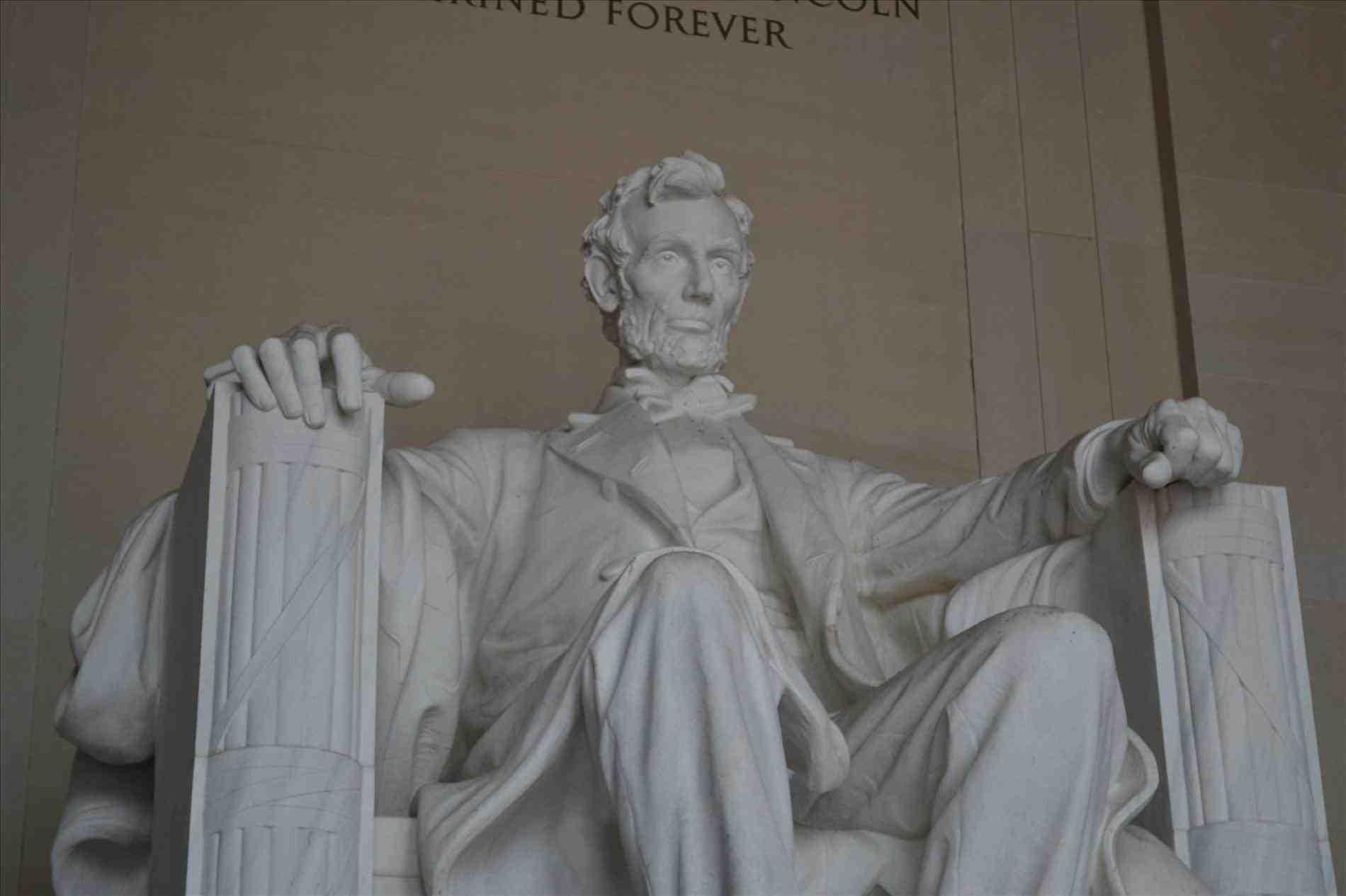 1900x1266 Abraham Lincoln Memorial Drawing