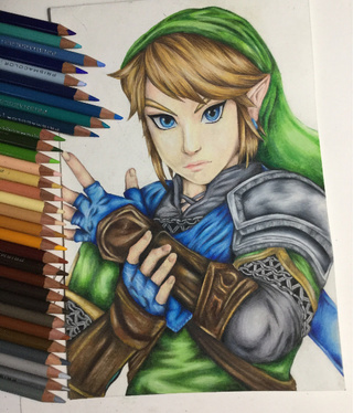 320x374 Hyrulewarriors Drawings On Paigeeworld. Pictures Of Hyrulewarriors