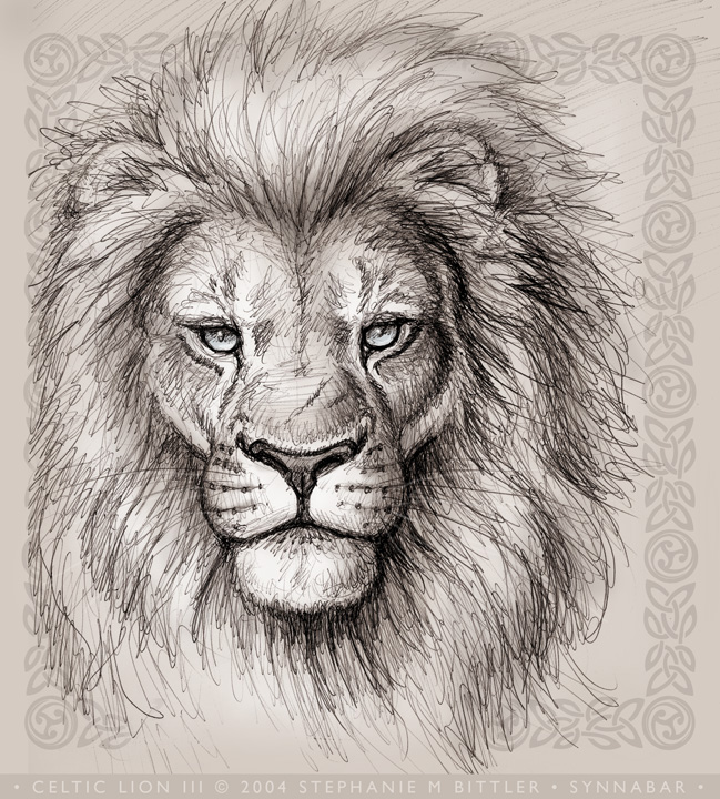 Lion Art Drawing At Getdrawings Com Free For Personal Use Lion Art