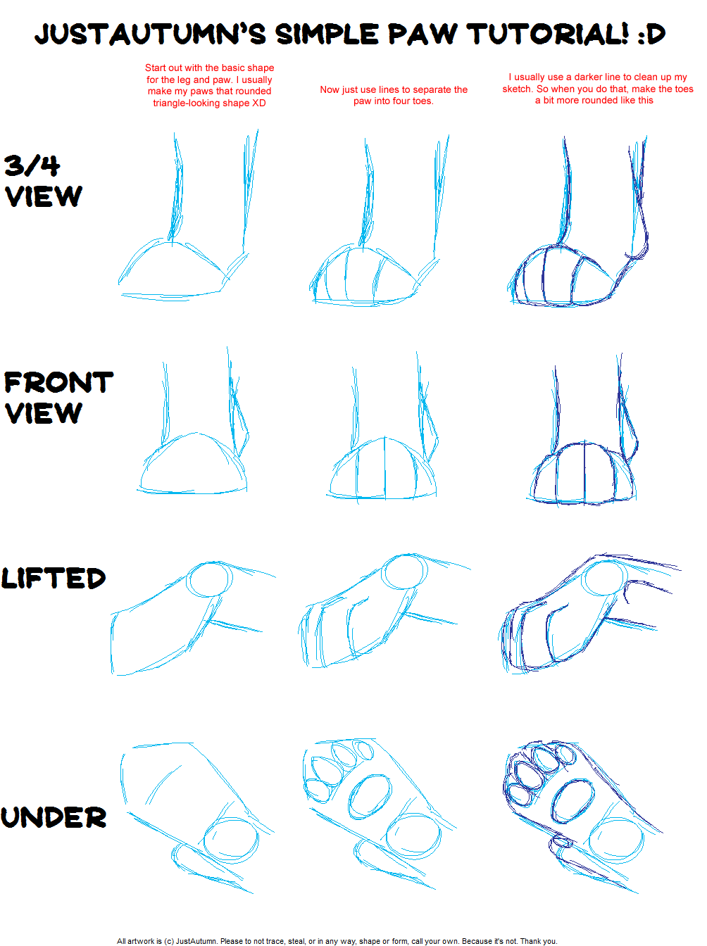 1004x1344 Simple Lion King Paw Tutorial Drawings Lions