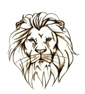 272x300 100 Lion Tattoo Designs You Must See