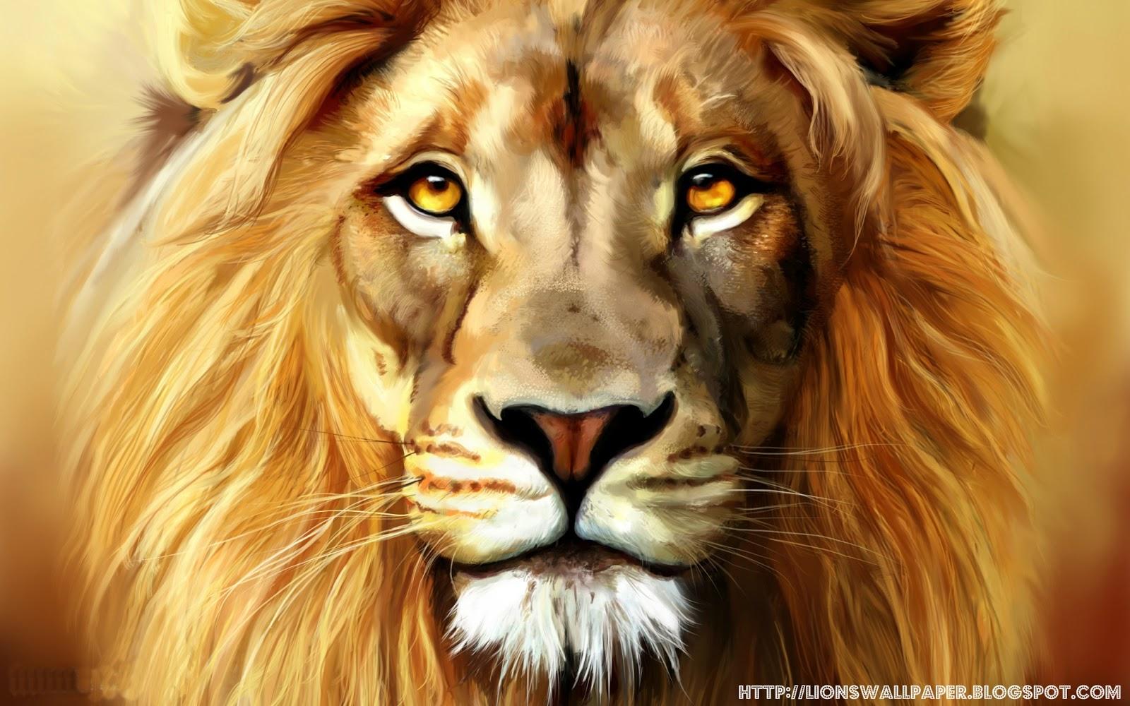 1600x1000 Lion Drawing