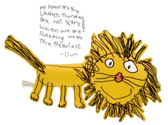 537x400 A Lion Little Designer
