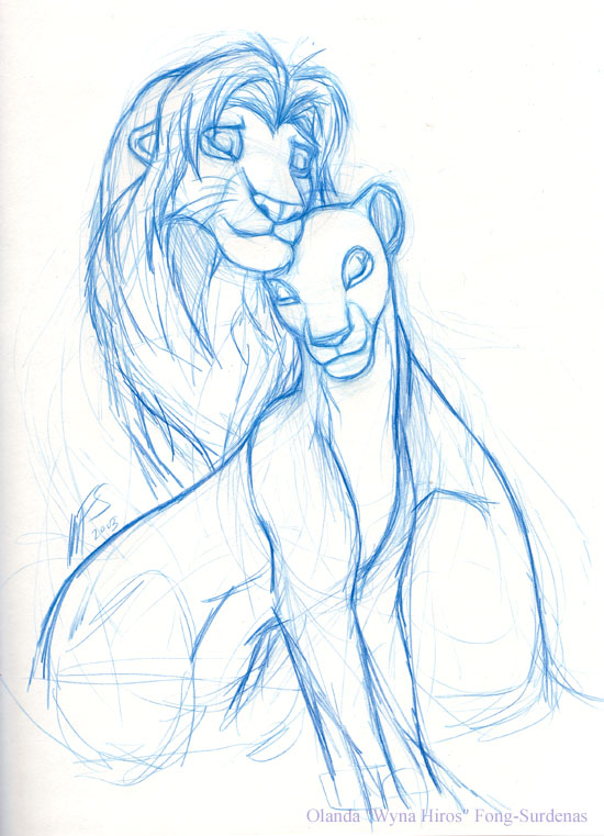 550x761 Love The Lion King Tattoo Ideas Sketches, Lions
